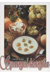 Spanyol konyha - Régikönyvek