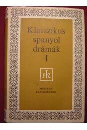 Klasszikus spanyol drámák I-II. - Régikönyvek