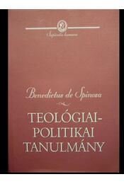 Teológiai-politikai tanulmány - Régikönyvek