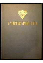 A magyar sport útja - Régikönyvek