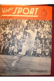 Képes Sport 1954. évf. (teljes) - Régikönyvek