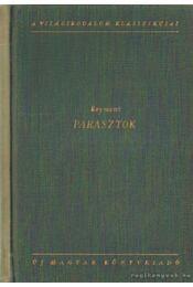 Parasztok I-II. - Stanislaw Reymont, Wladyslaw - Régikönyvek