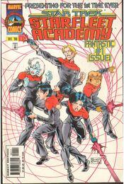 Star Trek: Starfleet Academy Vol. 1. No. 1 - Régikönyvek