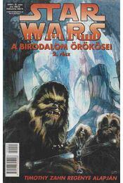 Star Wars 1999/1. 10. szám - A Birodalom örökösei 2. rész - Régikönyvek