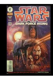 Star Wars - Dark force rising - Régikönyvek