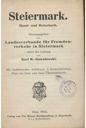 Steiermark - Régikönyvek