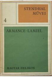 Armance - Lamiel - Stendhal - Régikönyvek