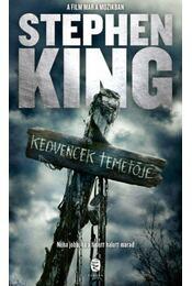 Kedvencek temetője - Stephen King - Régikönyvek