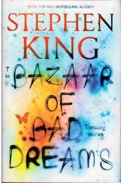 The Bazaar of Bad Dreams - Stephen King - Régikönyvek
