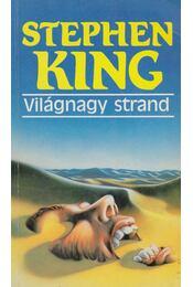 Világnagy strand - Stephen King - Régikönyvek