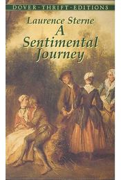 A Sentimental Journey - Sterne, Laurence - Régikönyvek