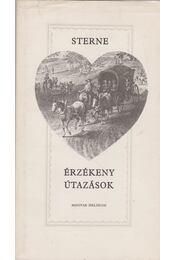 Érzékeny útazások Francia- és Olaszországban - Sterne, Laurence - Régikönyvek