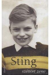 Széttört zene - Sting - Régikönyvek