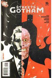 Batman: Streets of Gotham 15. - Bachs, Ramon, Brandon, Ivan - Régikönyvek