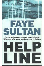Help Line - SULTAN, FAYE - Régikönyvek