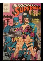 Superman 1995/2. 17. szám - Régikönyvek