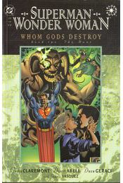 Superman/Wonder Woman: Whom Gods Destroy Book 2 - Régikönyvek
