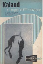 Univerzu, 1963/11 - Surányi Éva - Régikönyvek