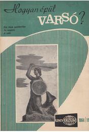 Univerzum 1964/11 - Surányi Éva - Régikönyvek