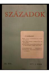Századok 1977. I-VI. szám - Régikönyvek