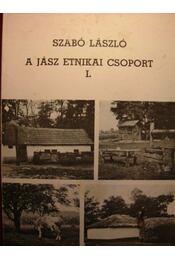 A jász etnikai csoport I. - Régikönyvek