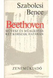 Beethoven - Szabolcsi Bence - Régikönyvek