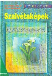 Szalvétaképek - PIEPER, ANNE, Gaby Wiedemann, Markus Wiedemann - Régikönyvek