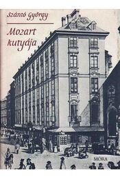 Mozart kutyája - Szántó György - Régikönyvek