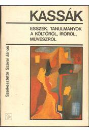Kassák - Szávai János - Régikönyvek