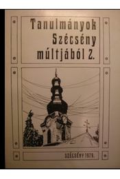 Tanulmányok Szécsény múltjából 2. - Régikönyvek