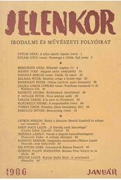 Jelenkor 1986. január - Szederkényi Ervin - Régikönyvek