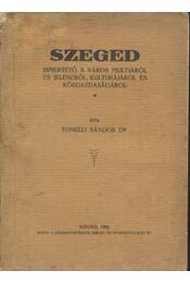 Szeged - Régikönyvek
