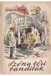 Széna téri banditák - Régikönyvek