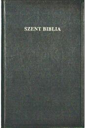 Szent Biblia - Régikönyvek
