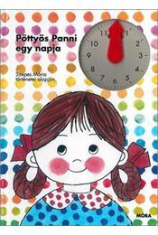 Pöttyös Panni egy napja - Szepes Mária - Régikönyvek