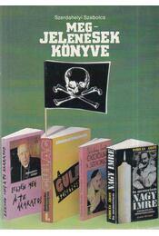 Megjelenések könyve - Szerdahelyi Szabolcs - Régikönyvek