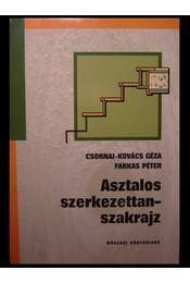 Asztalos szerkezettan-szakrajz - Régikönyvek