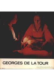 Georges De La Tour - Szigethi Ágnes - Régikönyvek