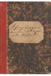 A fény árnyai - Szigligeti Ede - Régikönyvek