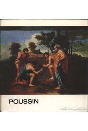 Poussin - Szilágyi András - Régikönyvek