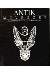 Antik művészet - Szilágyi János György - Régikönyvek