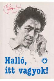 Halló, itt vagyok! - Szilágyi János - Régikönyvek