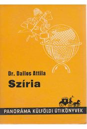 Szíria - Régikönyvek