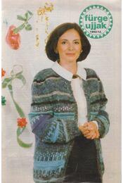 Fürge Ujjak 1992. 12. szám - Szirmai Marianne (szerk.) - Régikönyvek
