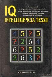 Intelligencia teszt I.Q. - Szöllősi Péter - Régikönyvek