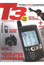 T3 2004. 1. szám - Régikönyvek