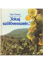 Tokaj szőlővesszein - Taar Ferenc - Régikönyvek