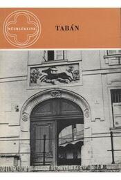 Tabán - Régikönyvek