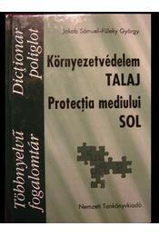 Környezetvédelem - Talaj - Régikönyvek