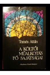 A költői műalkotás fő sajátságai - Régikönyvek
